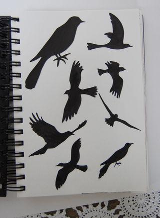 BirdsCutouts